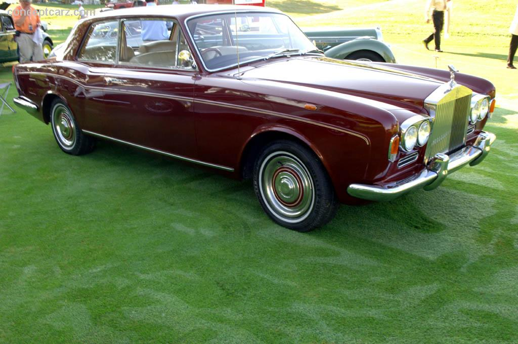 1967 Rolls royce Silver Shadow #19