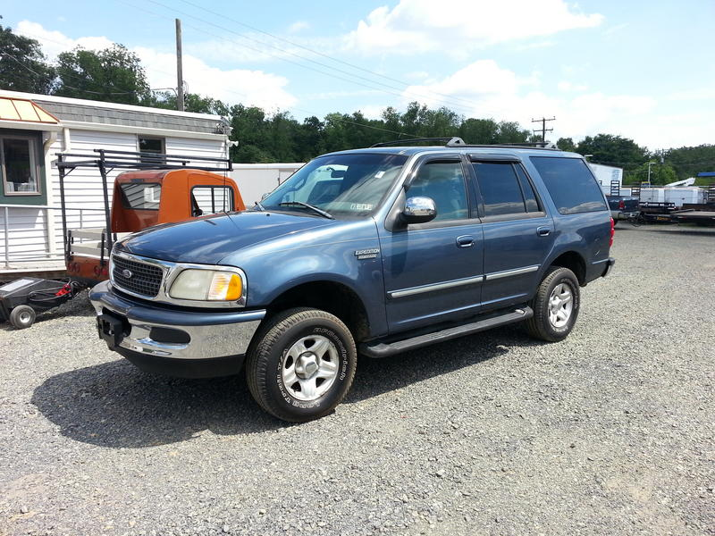 1998 Ford Expedition #14
