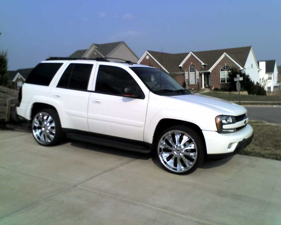 2005 Chevrolet Trailblazer #7