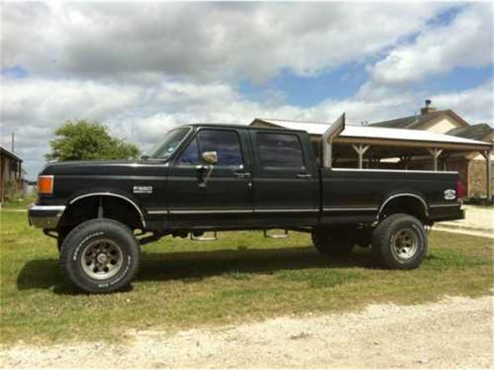1990 Ford F-350 #4