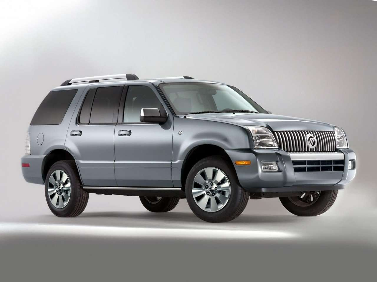 2009 Mercury Mountaineer #6