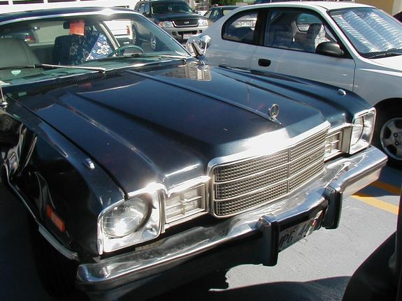 1977 Plymouth Volare #8