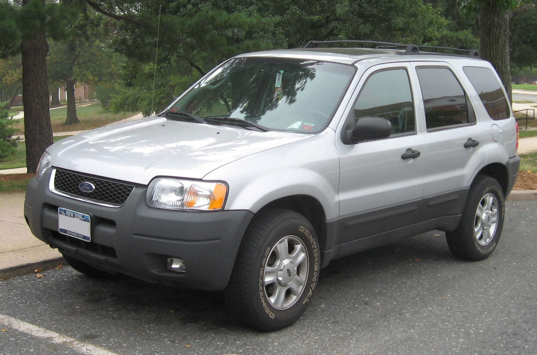 2005 Ford Escape #9