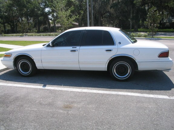 1996 Mercury Grand Marquis #11