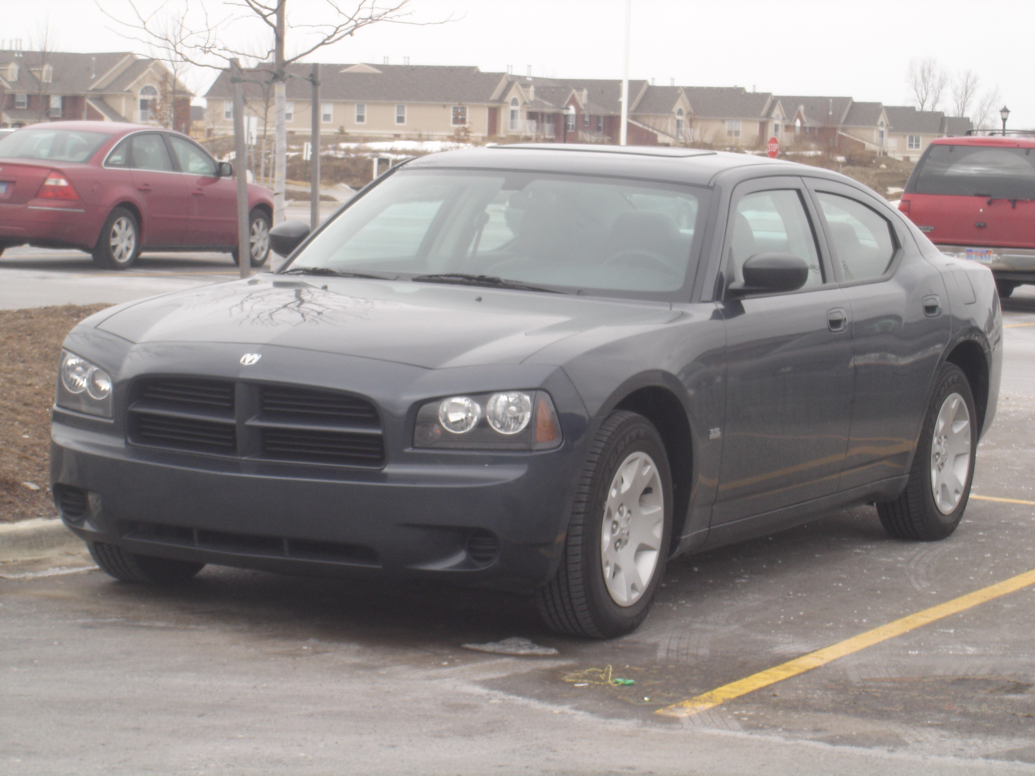 2006 Dodge Charger #9