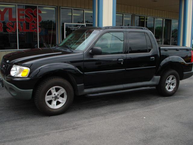 2004 Ford Explorer Sport Trac #4