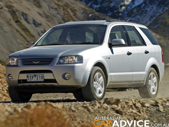 2007 Ford Territory #12