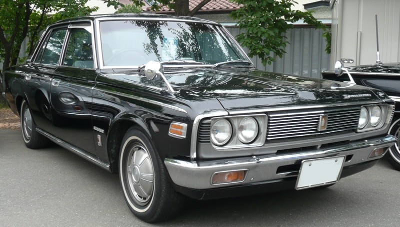1963 Toyota Crown #4