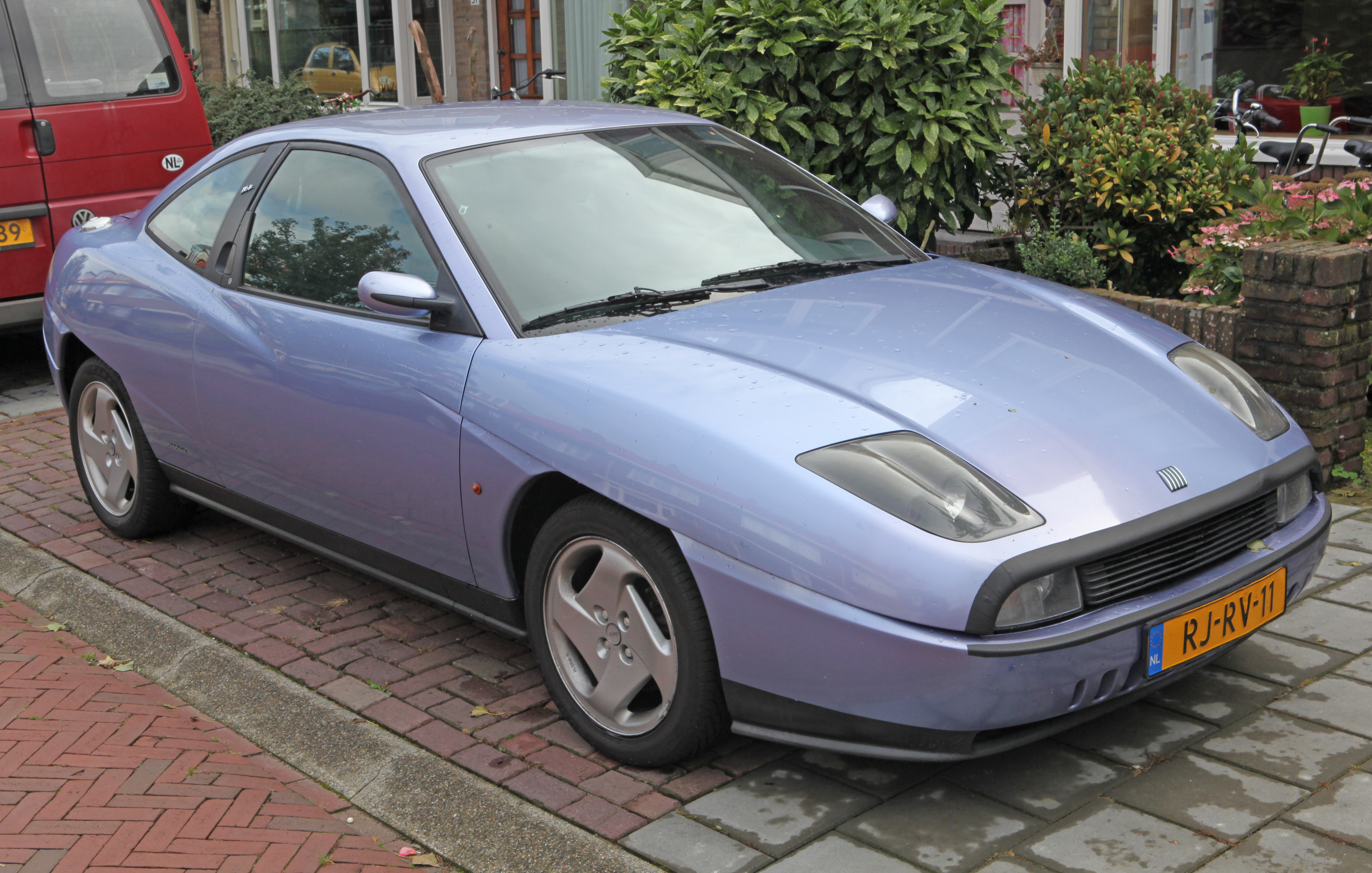 1999 Fiat Coupe #16