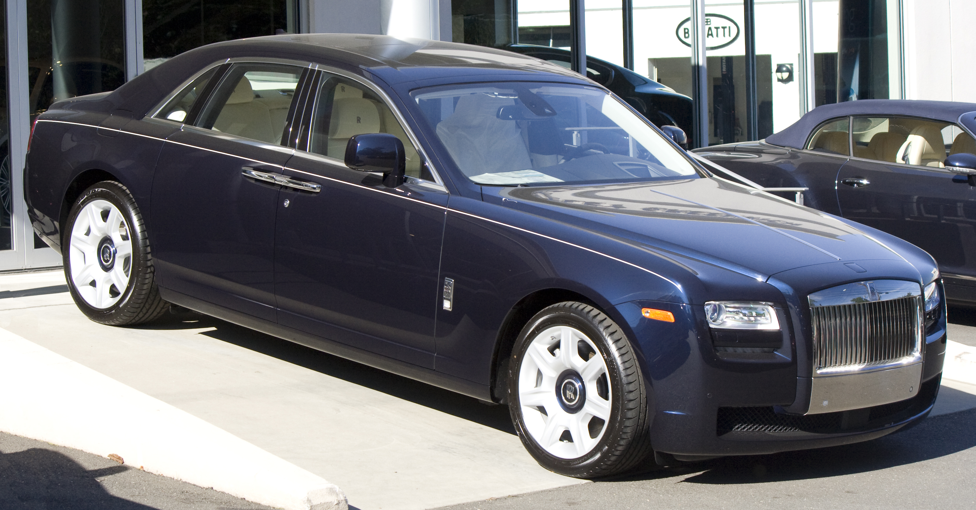 Rolls royce Ghost #1