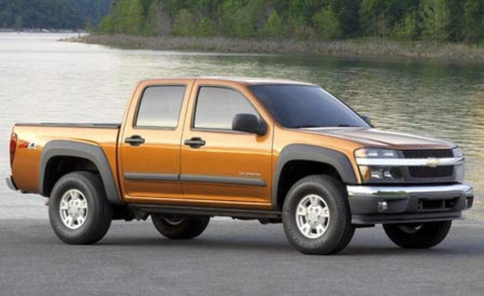 2005 Chevrolet Colorado #1