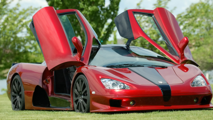 SSC Ultimate Aero #2