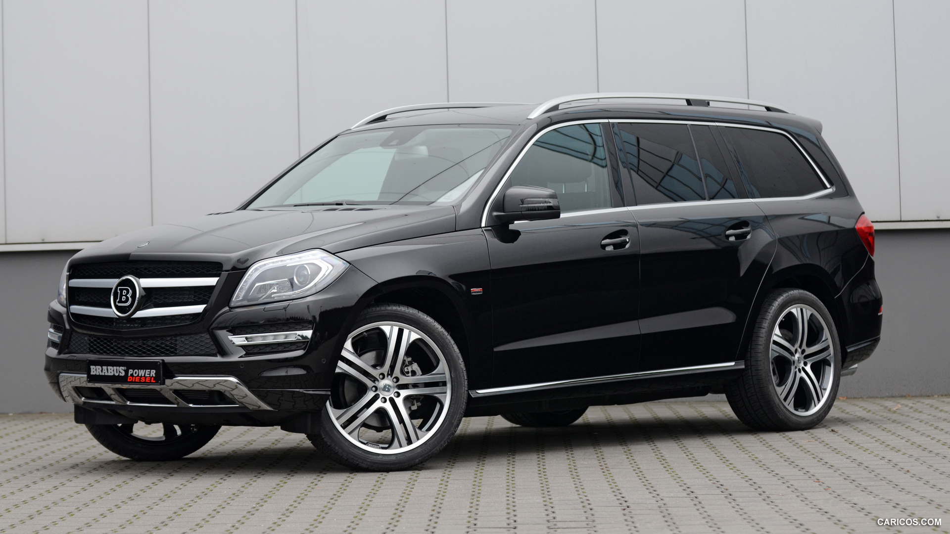 Mercedes-Benz GL #2