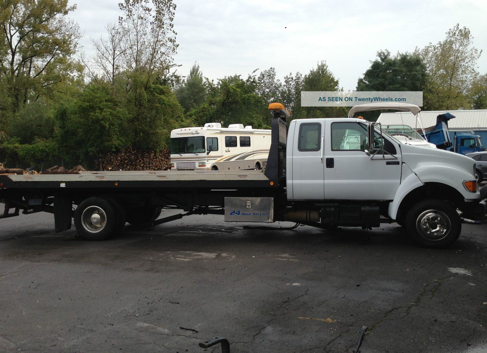 2001 Ford F-650 #2