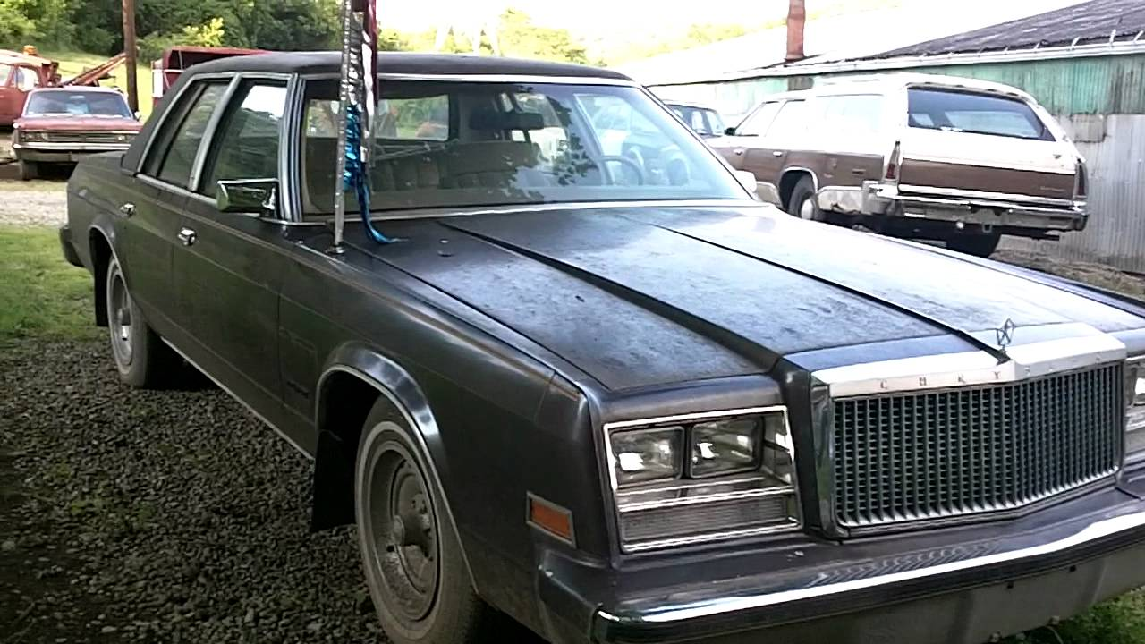 1981 Chrysler Newport #4