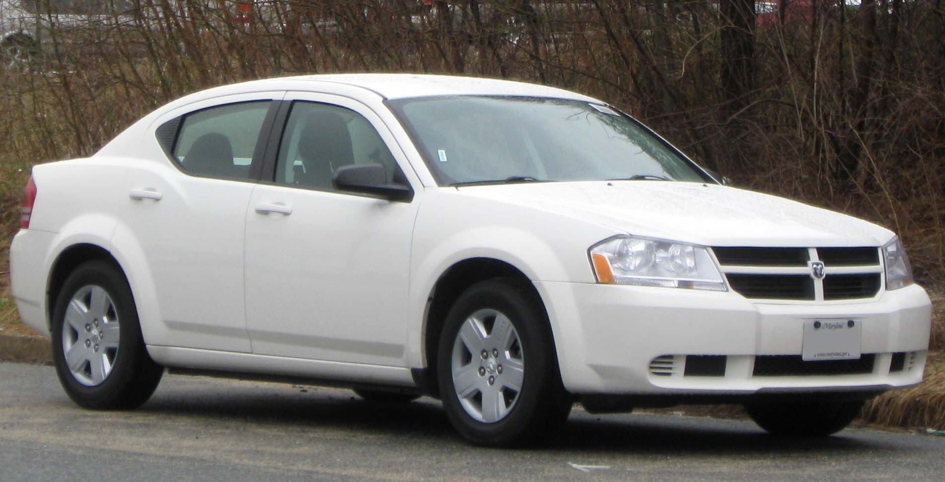 2010 dodge avenger photos informations articles. Black Bedroom Furniture Sets. Home Design Ideas
