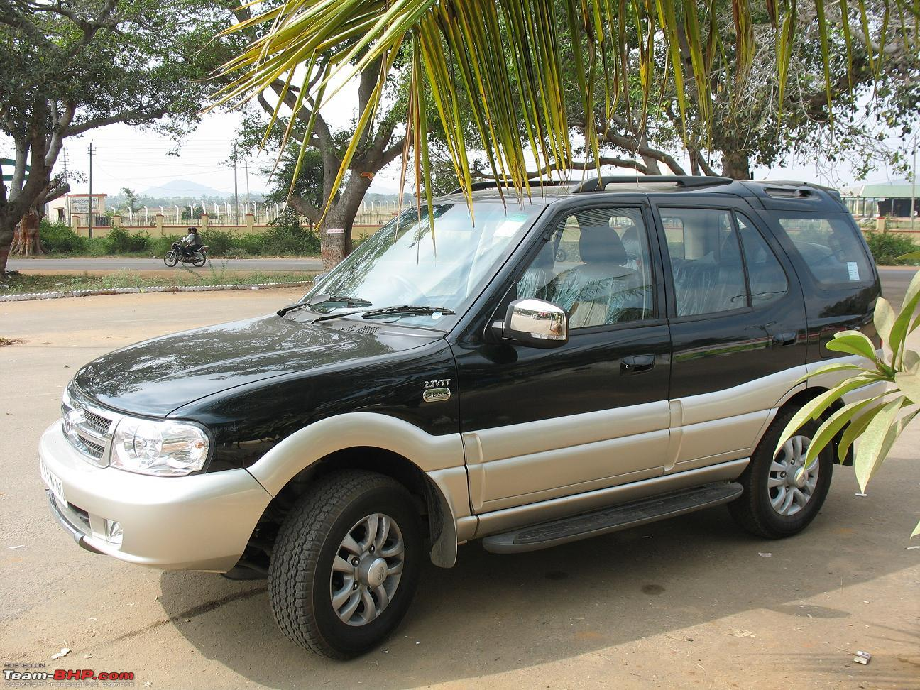 2000 Tata Safari #5