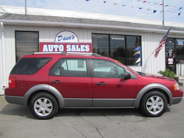 2006 Ford Freestyle #6