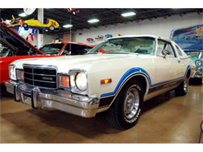 1977 Plymouth Volare #6
