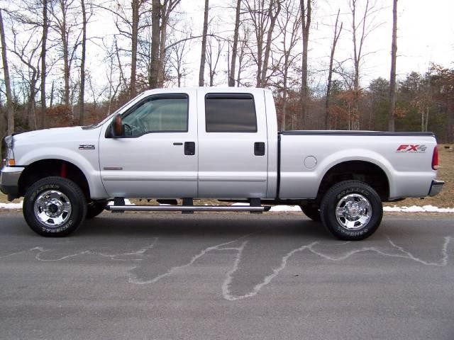 2004 Ford F-350 Super Duty #4