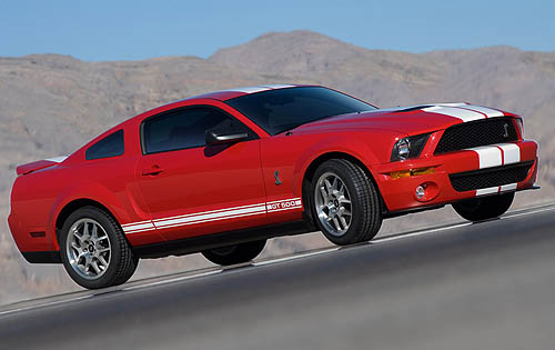 2009 Ford Shelby Gt500 #12