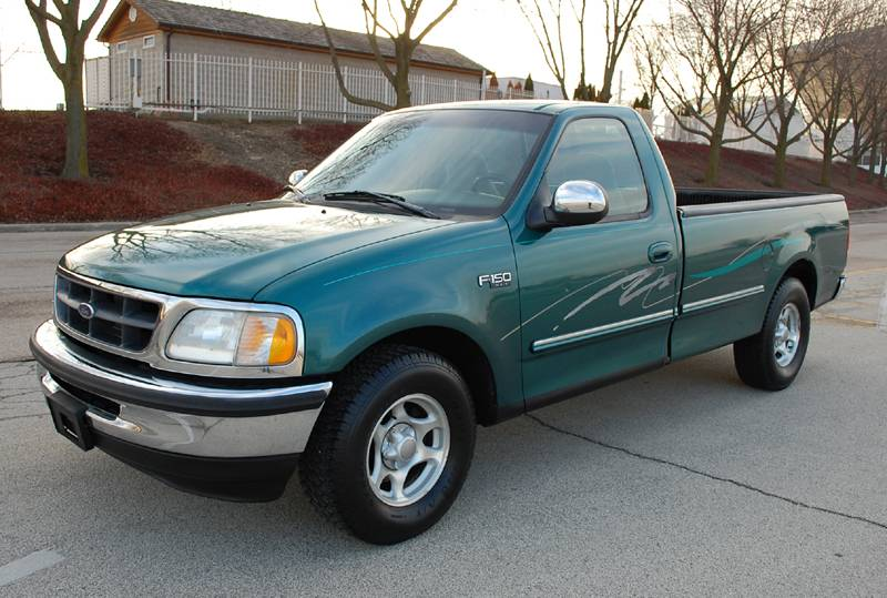1998 Ford F-150 #9