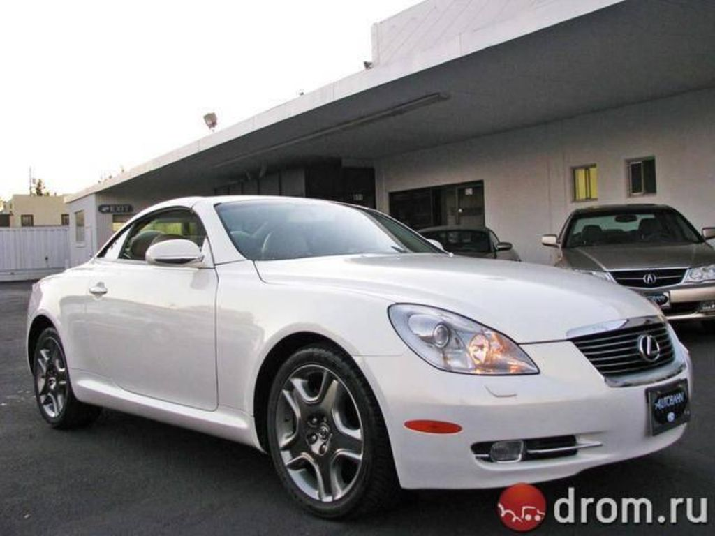 2006 Lexus Sc 430 Photos Informations Articles Urgently Needed Wiring Diagrams Club Forums 13