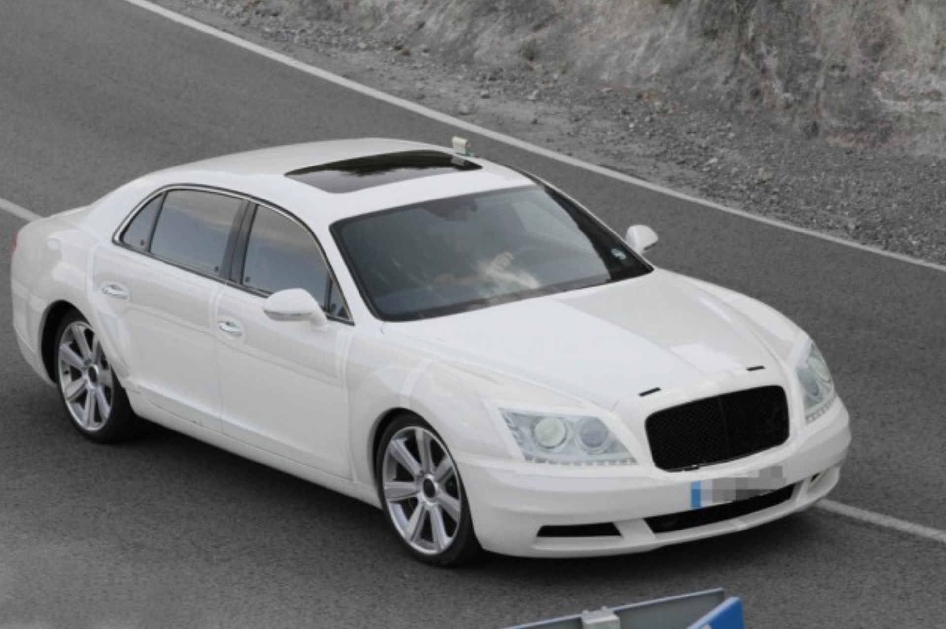 2013 Bentley Continental Flying Spur #5