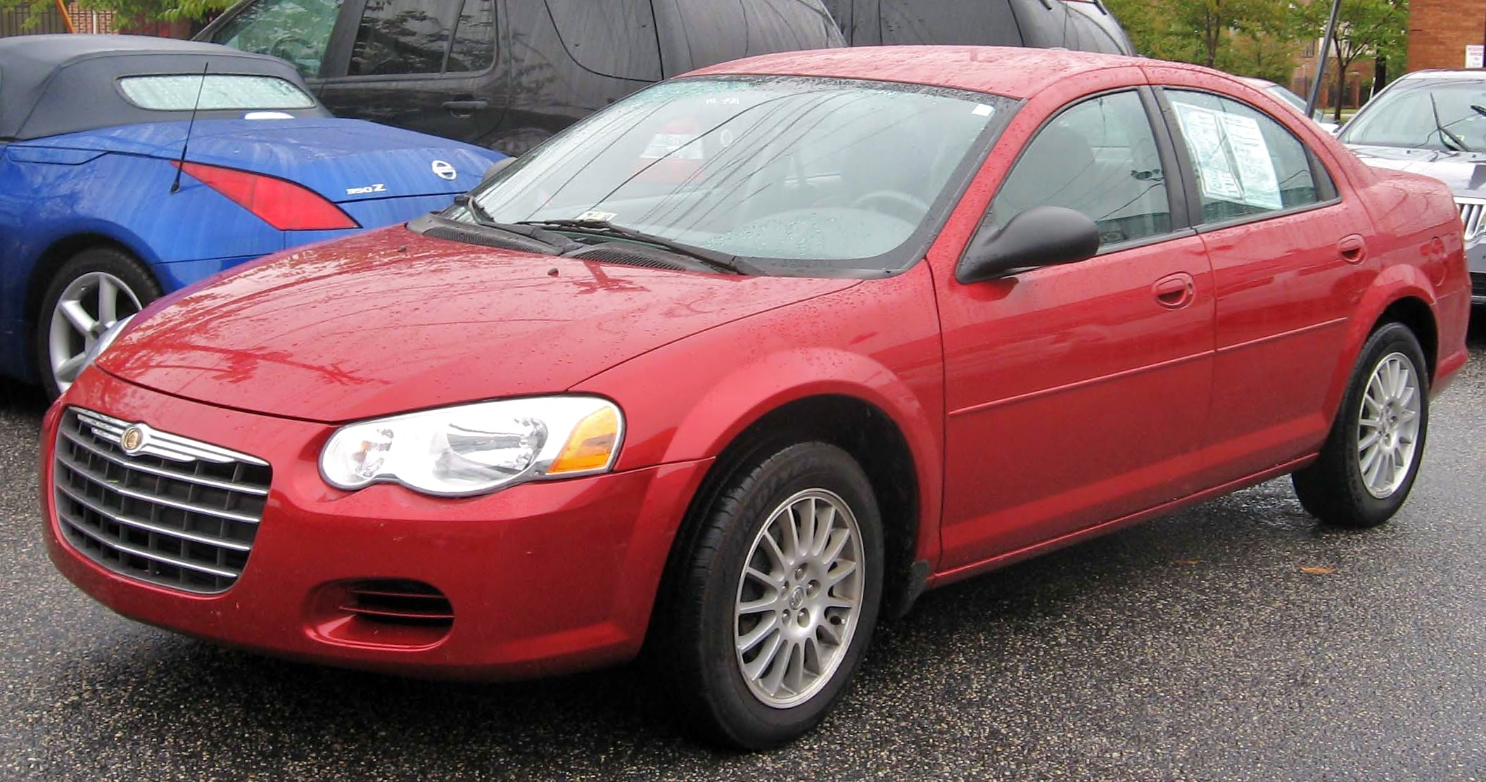 2006 Chrysler Sebring #6