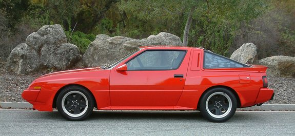 1986 Chrysler Conquest #4