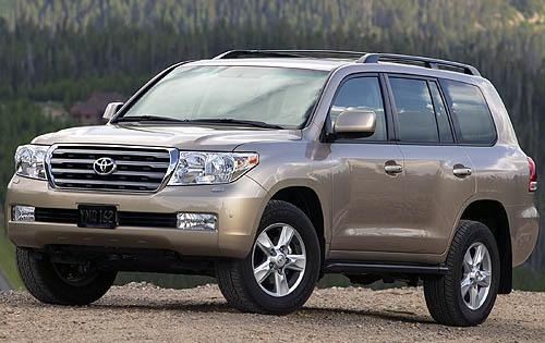 2008 Toyota Land Cruiser #4