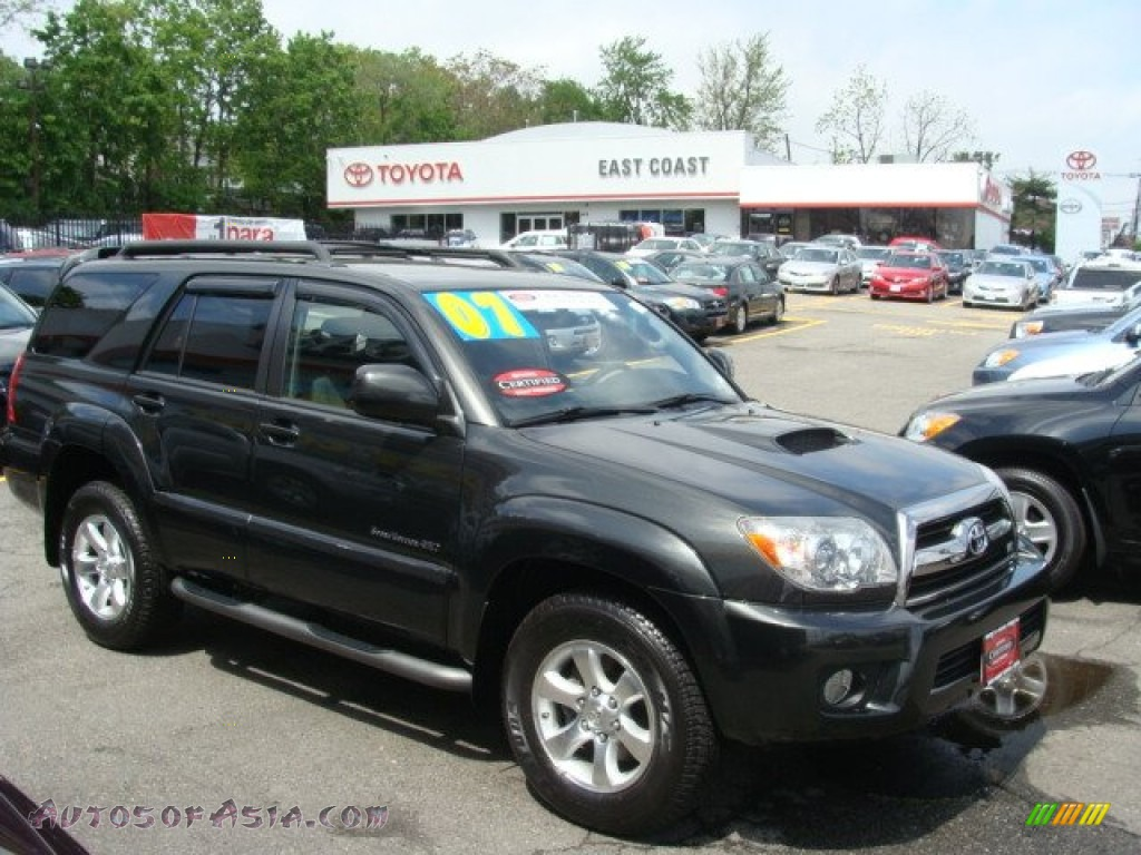 2007 toyota 4runner photos informations articles. Black Bedroom Furniture Sets. Home Design Ideas