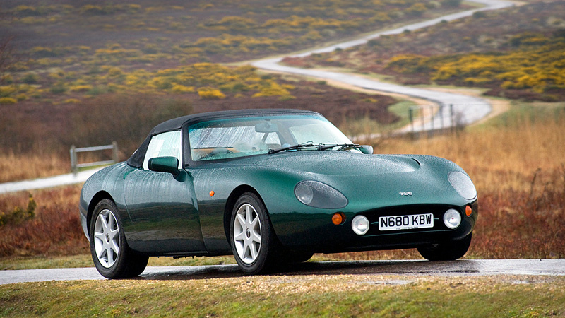 1993 TVR Griffith #5