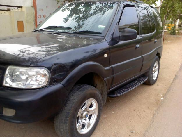 2006 Tata Safari #6