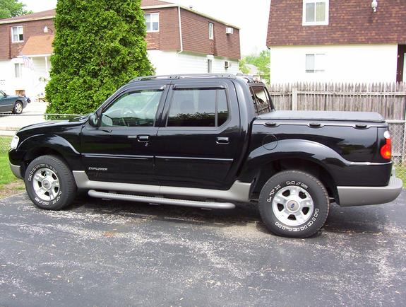2001 Ford Explorer Sport Trac #10