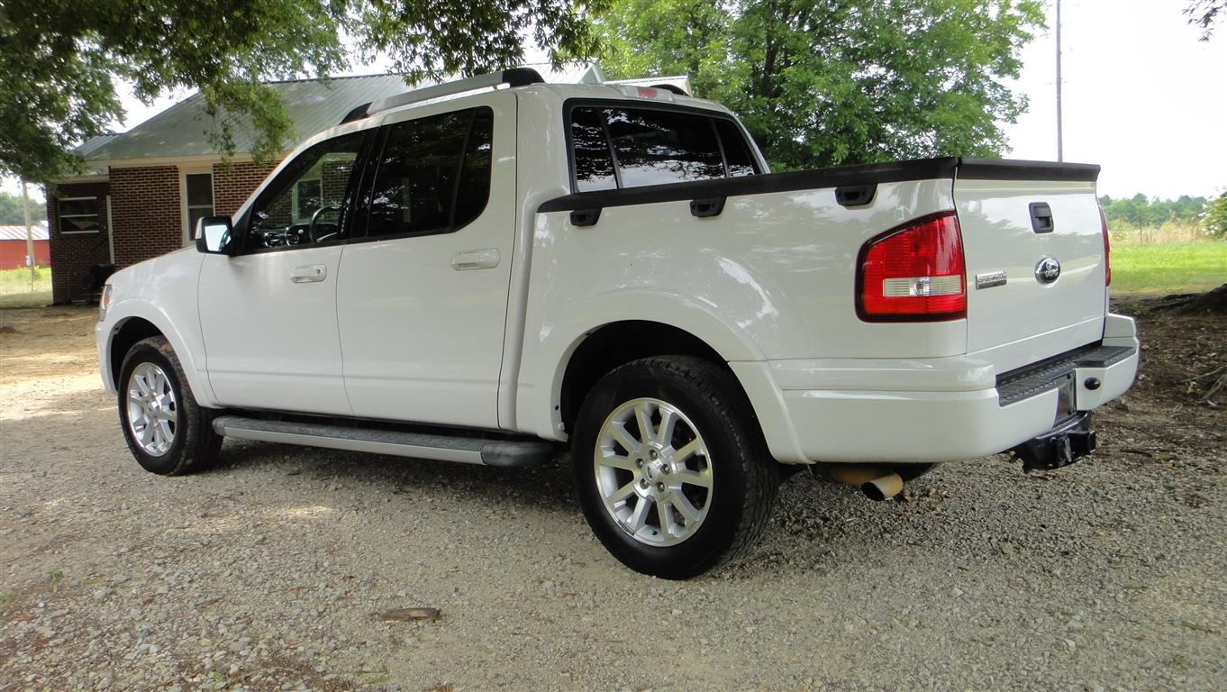 2008 Ford Explorer Sport Trac #17