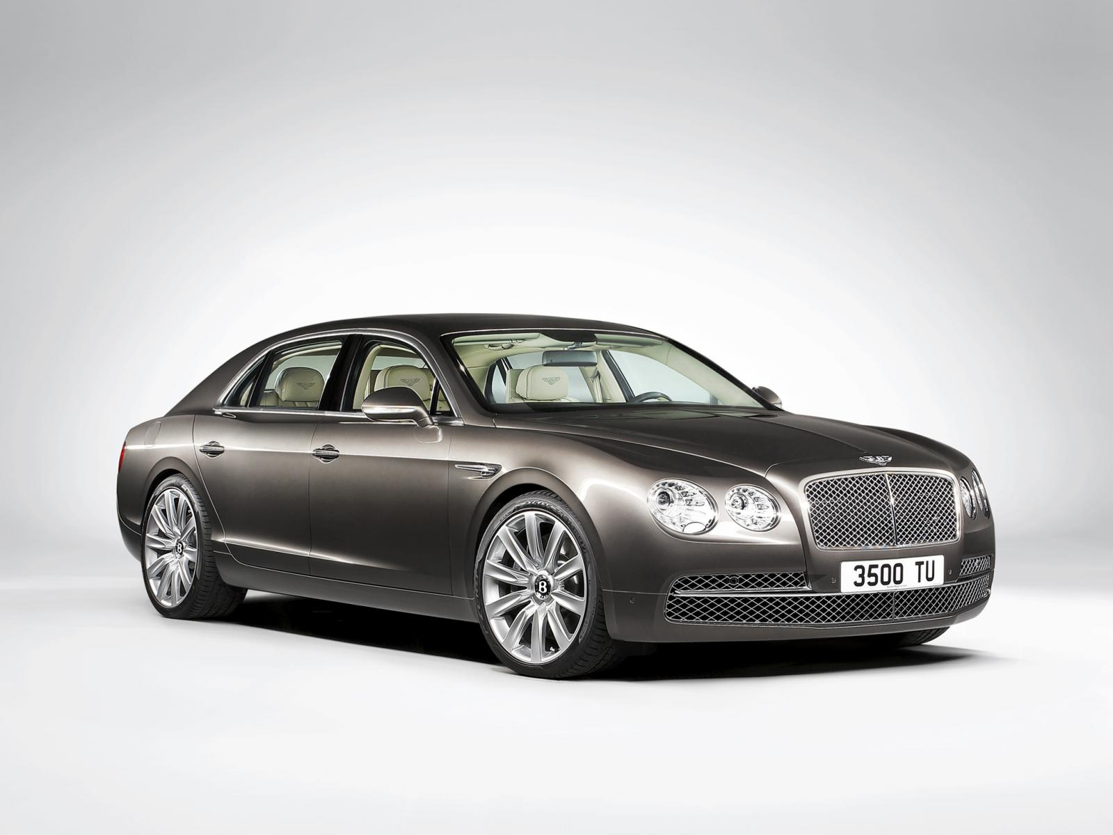 2013 Bentley Continental Flying Spur #1