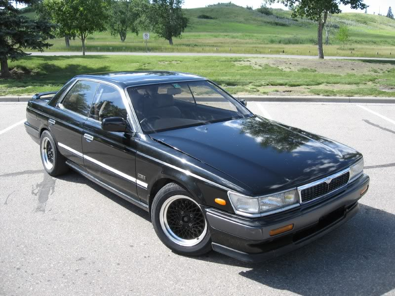 1990 Nissan Laurel #14