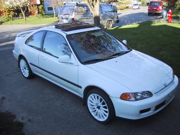 1993 Honda Civic #2