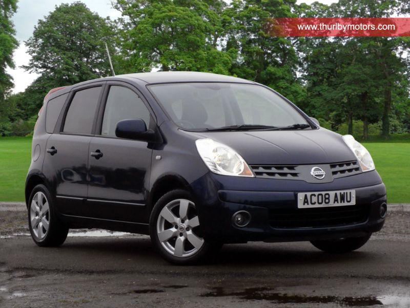 2008 Nissan Note #6
