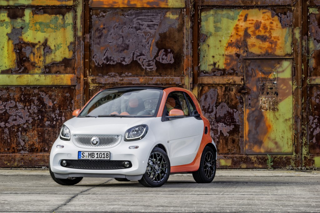 2016 Smart Fortwo #6