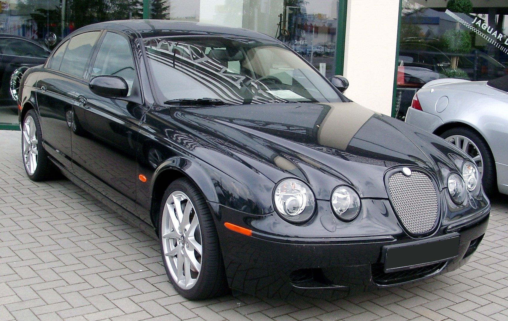 2008 Jaguar S-type #3