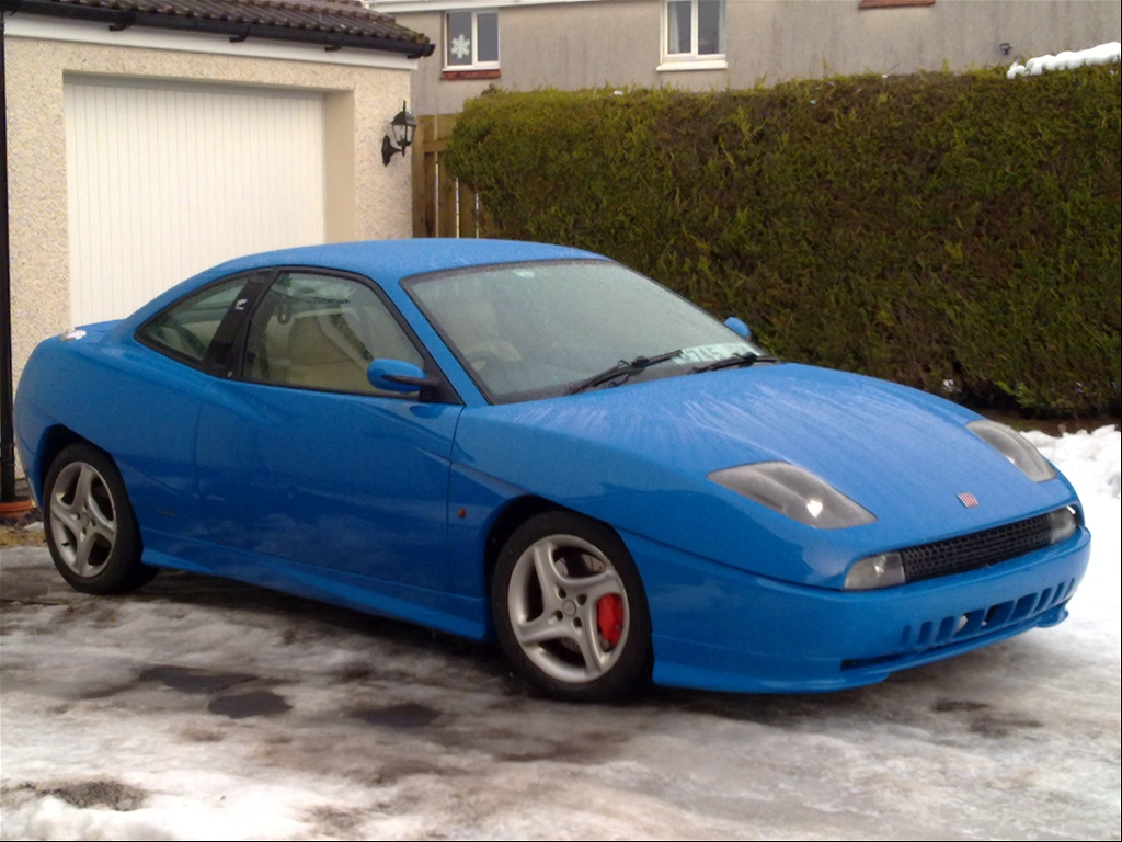 Fiat Coupe #11