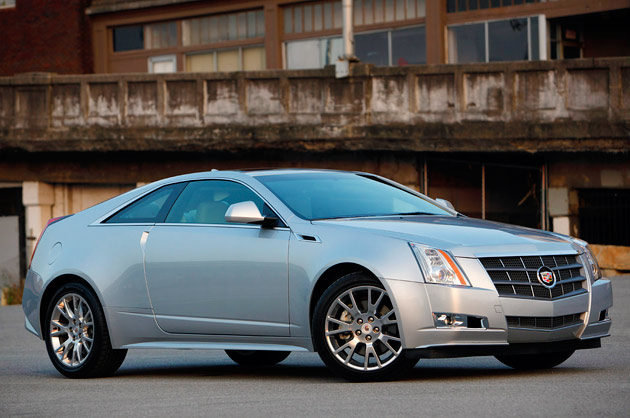 2011 Cadillac Cts Coupe #8