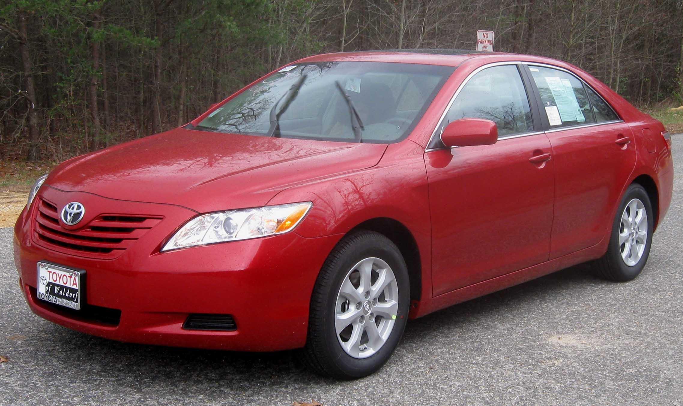 2009 toyota camry photos informations articles. Black Bedroom Furniture Sets. Home Design Ideas