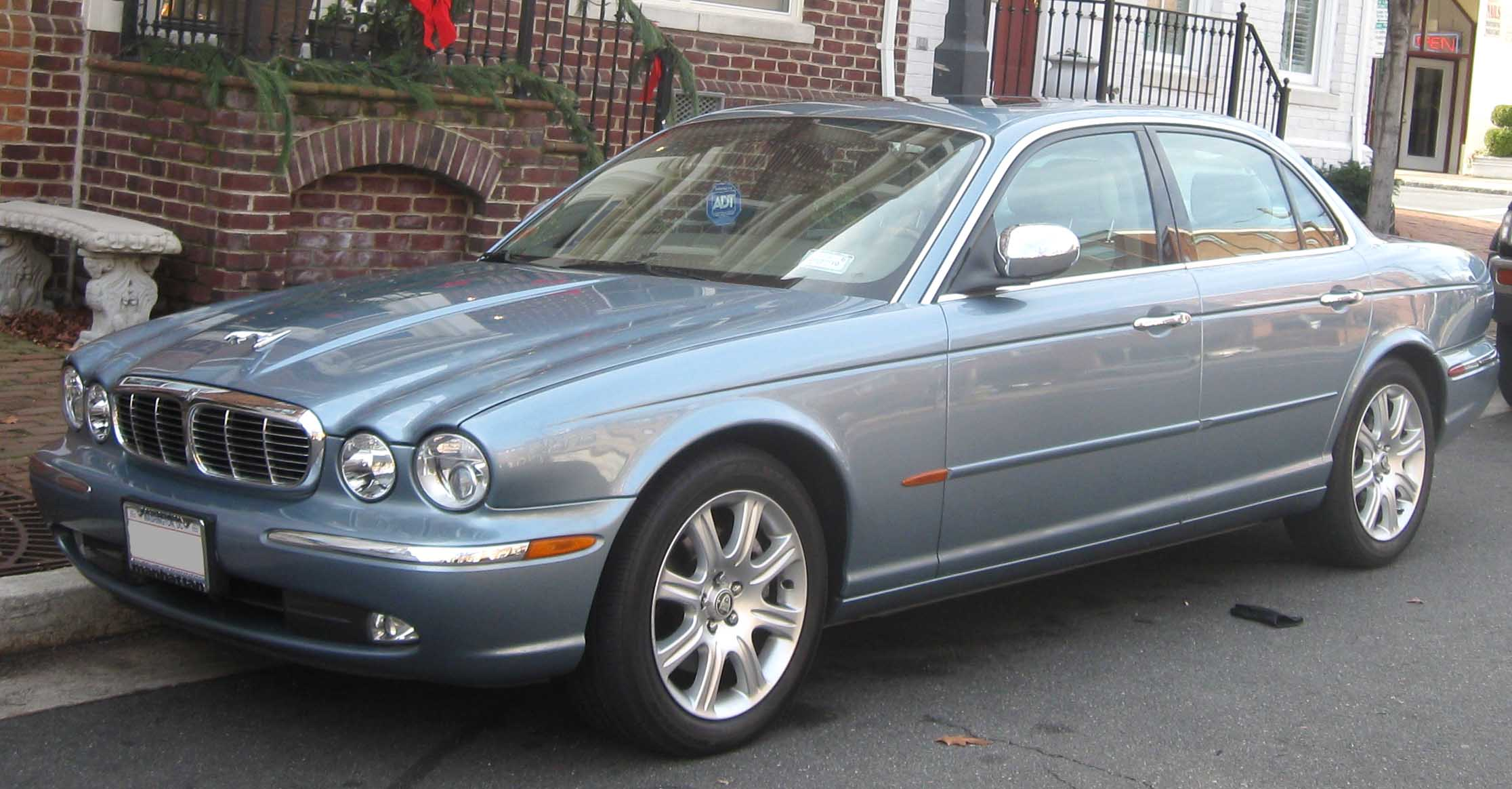2007 Jaguar Xj-series #11