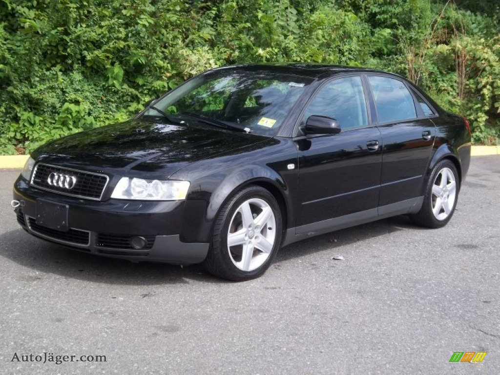2003 audi a4 photos informations articles. Black Bedroom Furniture Sets. Home Design Ideas
