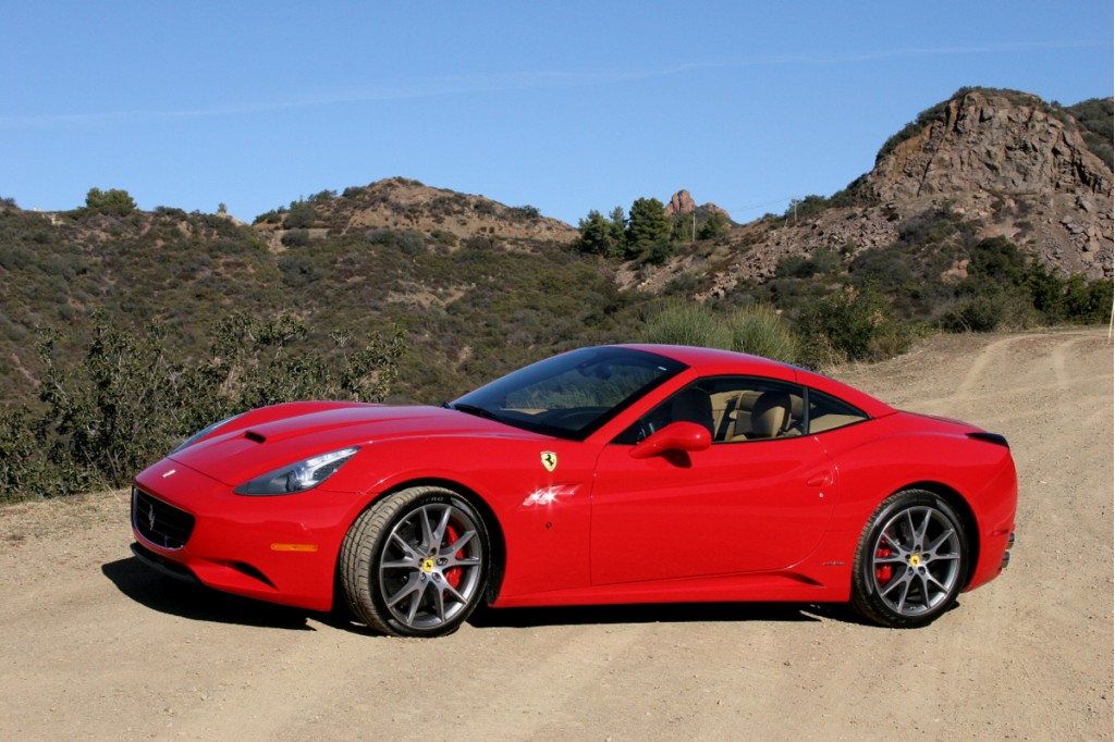 2009 Ferrari California #10