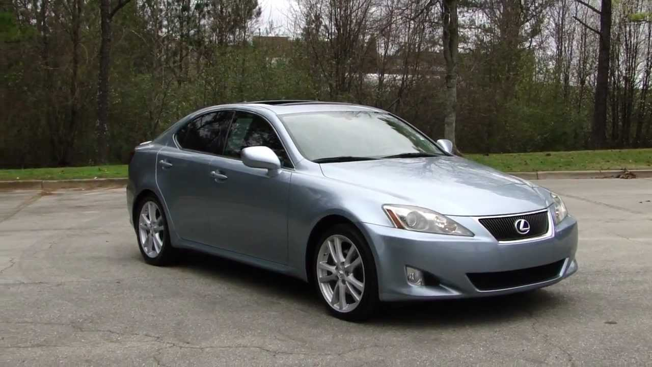 2007 Lexus IS #11