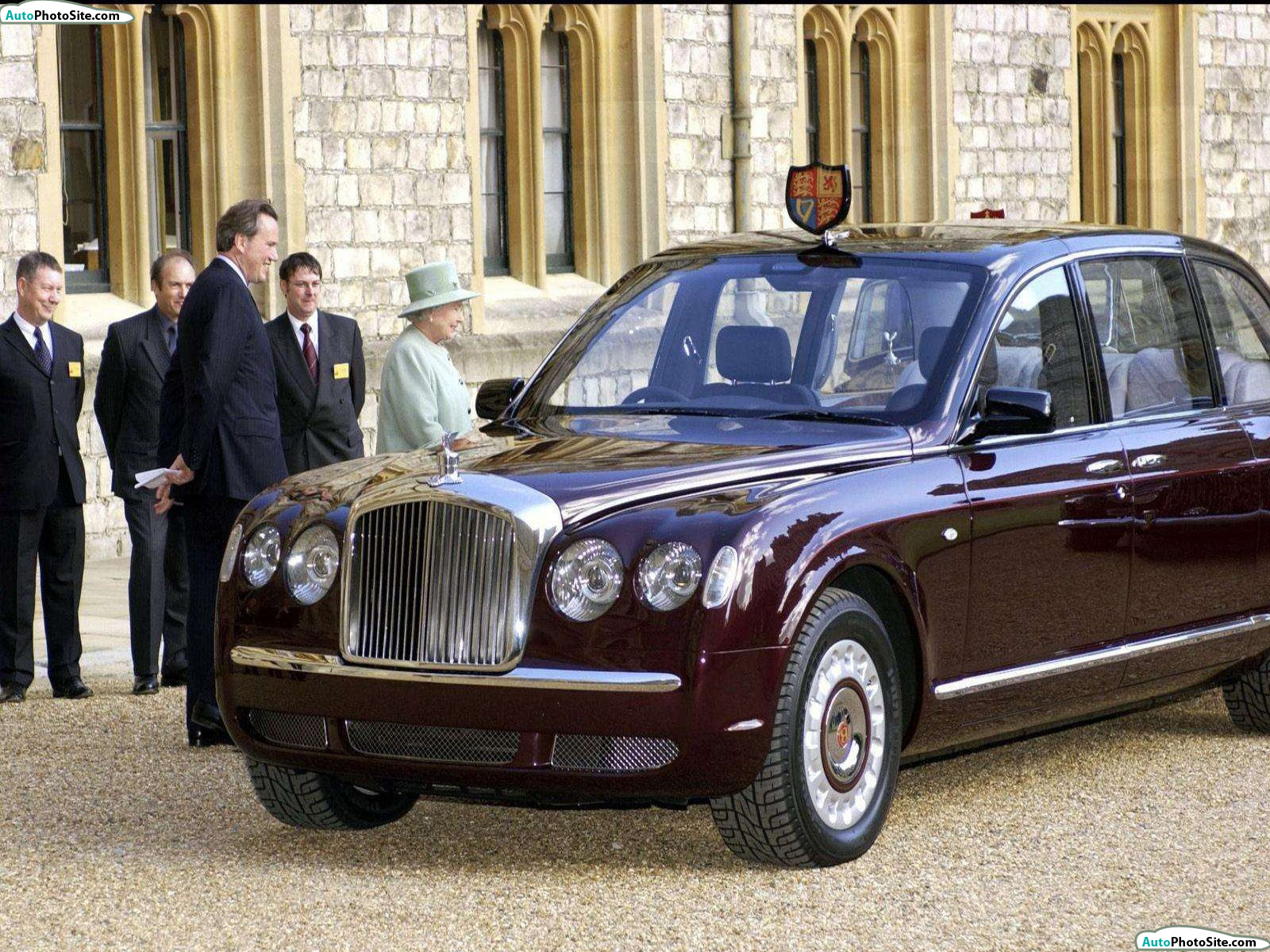 Bentley State Limousine #6